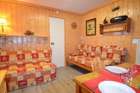 Location au ski Studio 2 personnes (431) - La Residence Chaviere - Les Menuires - Coin montagne