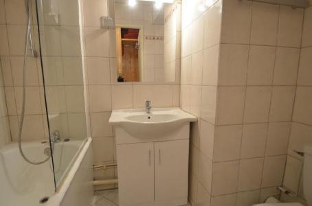 Location au ski Studio 2 personnes (531) - La Residence Chaviere - Les Menuires - Salle de bains