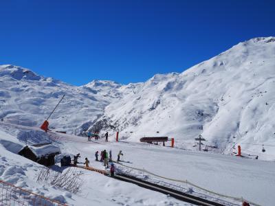 Rent in ski resort La Résidence l'Armoise - Les Menuires