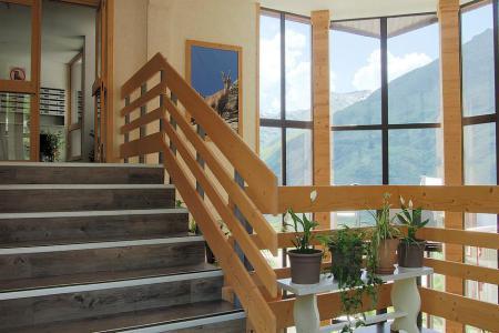 Rent in ski resort La Résidence l'Armoise - Les Menuires - Reception