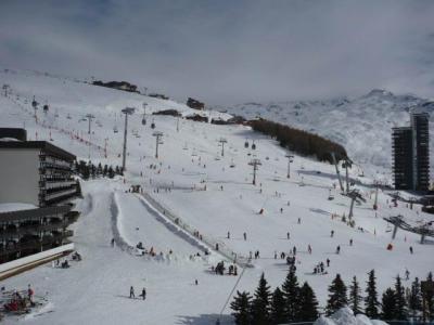 Vacances en montagne Appartement 2 pièces 5 personnes (721) - La Résidence la Chavière - Les Menuires - Extérieur hiver