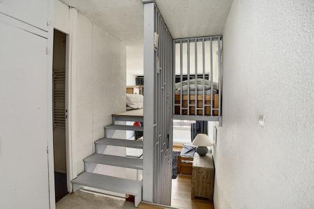 Soggiorno sugli sci Appartamento 2 stanze con mezzanino per 6 persone (1025) - La Résidence le Danchet - Les Menuires - Balcone