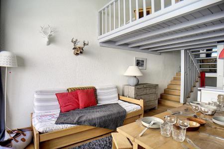 Soggiorno sugli sci Appartamento 2 stanze con mezzanino per 6 persone (1025) - La Résidence le Danchet - Les Menuires - Soggiorno