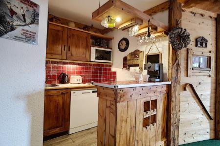 Soggiorno sugli sci Appartamento 2 stanze per 4 persone (723) - La Résidence le Necou - Les Menuires