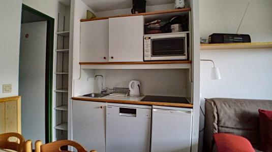 Soggiorno sugli sci Studio con alcova per 4 persone (520) - La Résidence le Necou - Les Menuires - Cucina
