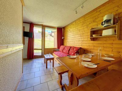 Rent in ski resort Studio cabin 4 people (225) - La Résidence le Villaret - Les Menuires