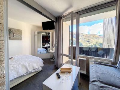 Rent in ski resort 2 room apartment sleeping corner 4 people (506) - La Résidence le Villaret - Les Menuires