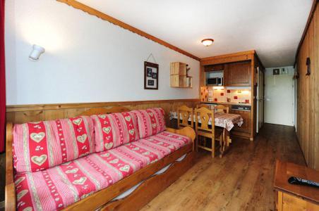 Rent in ski resort Studio cabin 4 people (0404) - La Résidence le Villaret - Les Menuires