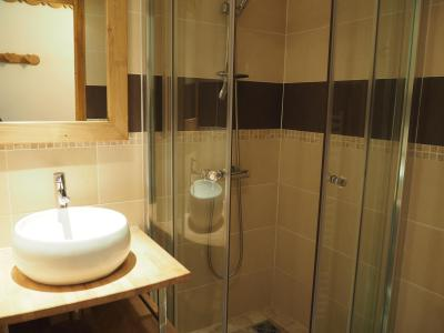 Rent in ski resort 2 room apartment 4 people (421) - La Résidence le Villaret - Les Menuires