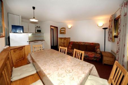 Location au ski Appartement 2 pièces cabine 6 personnes (B1) - La Residence Les Balcons D'olympie - Les Menuires