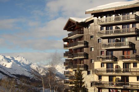 Location au ski La Residence Les Balcons D'olympie - Les Menuires