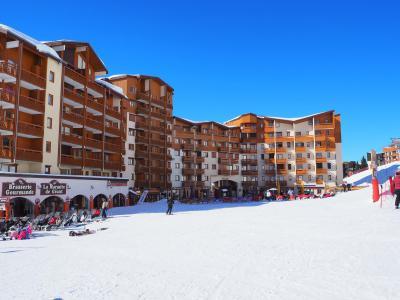 Ski apartment rental La Résidence les Carlines