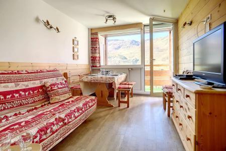 Location au ski Appartement duplex 2 pièces 5 personnes (E18) - La Résidence les Lauzes