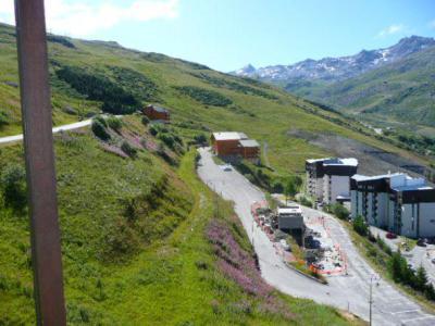 Location au ski Studio coin montagne 4 personnes (511) - La Résidence Médian - Les Menuires