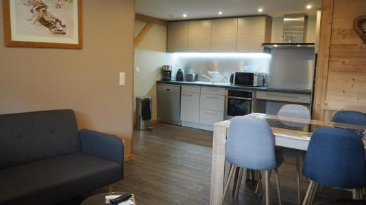 Rent in ski resort 4 room apartment 6 people (0003) - La Résidence Oisans - Les Menuires - Apartment