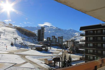 Rent in ski resort 2 room apartment 4 people (PEC302) - La Résidence Peclet - Les Menuires