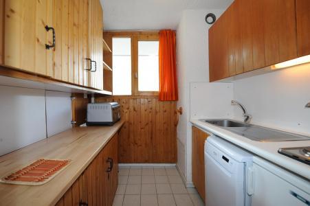 Location au ski Appartement 3 pièces 8 personnes (021) - La Residence Pelvoux - Les Menuires - Séjour