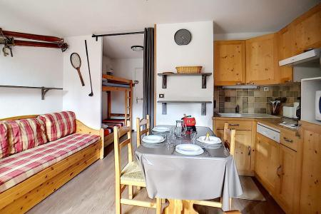 Soggiorno sugli sci Appartamento 2 stanze per 4 persone (1211) - La Résidence Ski Soleil - Les Menuires