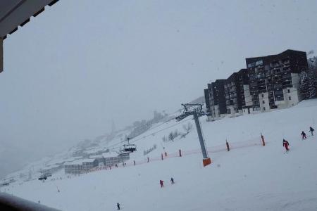 Soggiorno sugli sci Studio per 4 persone (1203) - La Résidence Ski Soleil - Les Menuires