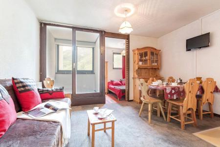 Soggiorno sugli sci Appartamento 2 stanze con alcova per 4 persone (1108) - La Résidence Ski Soleil - Les Menuires - Tavolo