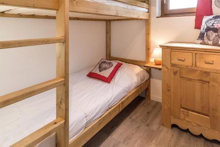 Soggiorno sugli sci Appartamento 3 stanze per 6 persone (2104) - La Résidence Ski Soleil - Les Menuires - Letti a castello