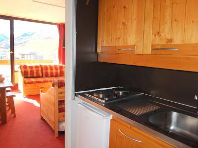 Rent in ski resort 1 room apartment 4 people (10) - Lac du Lou - Chavière - Péclet - Les Menuires - Apartment