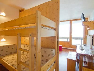 Rent in ski resort 1 room apartment 4 people (5) - Lac du Lou - Chavière - Péclet - Les Menuires - Apartment
