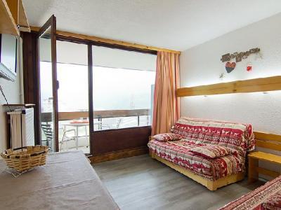 Rent in ski resort 1 room apartment 4 people (8) - Lac du Lou - Chavière - Péclet - Les Menuires - Apartment