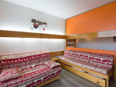 Rent in ski resort 1 room apartment 4 people (8) - Lac du Lou - Chavière - Péclet - Les Menuires