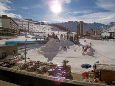 Rent in ski resort 1 room apartment 4 people (5) - Lac du Lou - Chavière - Péclet - Les Menuires