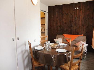 Rent in ski resort 1 room apartment 3 people (1) - Le Génépi - Les Menuires - Apartment