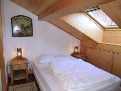 Location au ski Appartement 5 pièces 9 personnes (10) - Le Hameau Des Marmottes - Les Menuires - Chambre mansardée