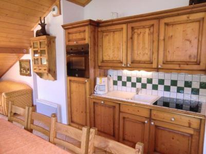 Location au ski Appartement 5 pièces 9 personnes (10) - Le Hameau Des Marmottes - Les Menuires - Cuisine