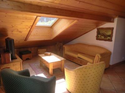 Location au ski Appartement 5 pièces 9 personnes (10) - Le Hameau Des Marmottes - Les Menuires - Table basse