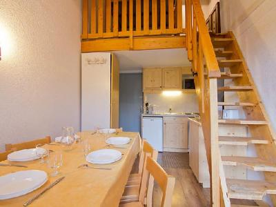 Rent in ski resort 3 room apartment 6 people (4) - Le Jetay - Les Menuires - Apartment