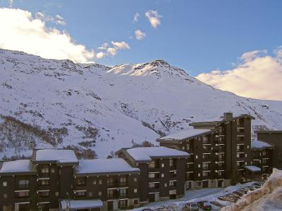 Rent in ski resort Le Jetay - Les Menuires - Winter outside