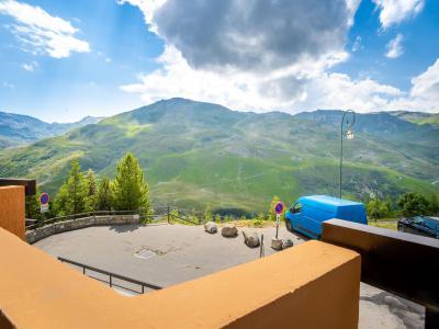 Rent in ski resort 2 room apartment 4 people (6) - Le Médian - Les Menuires - Apartment