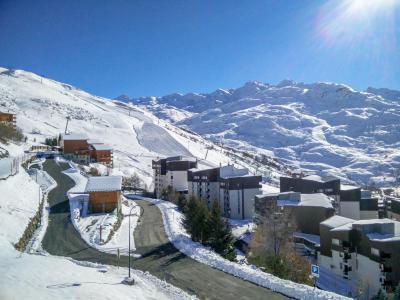 Rent in ski resort 2 room apartment 4 people (2) - Le Médian - Les Menuires