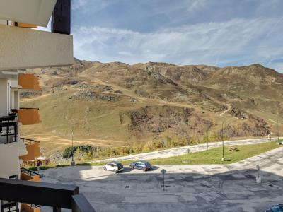 Rent in ski resort 1 room apartment 4 people (4) - Le Médian - Les Menuires