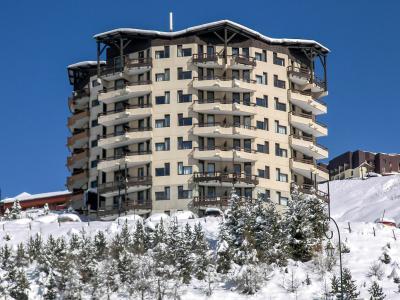 Rent in ski resort 2 room apartment 4 people (6) - Le Médian - Les Menuires