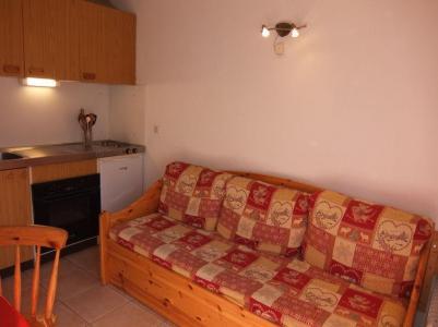 Rent in ski resort 1 room apartment 3 people (1) - Le Sarvan - Les Menuires - Apartment