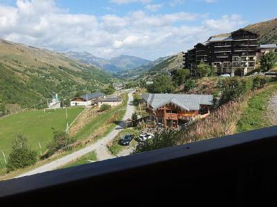 Rent in ski resort 1 room apartment 4 people (10) - Le Sarvan - Les Menuires - Apartment