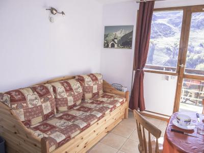 Rent in ski resort 1 room apartment 3 people (1) - Le Sarvan - Les Menuires