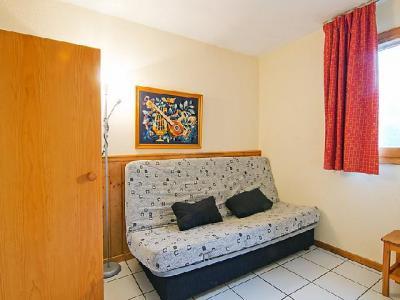 Rent in ski resort 2 room apartment 5 people (6) - Le Villaret - Les Menuires - Settee