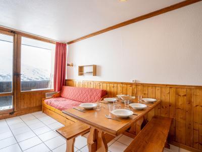 Rent in ski resort 2 room apartment 6 people (6) - Le Villaret - Les Menuires - Apartment