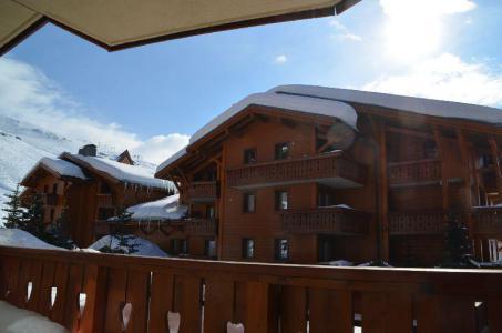 Location au ski Les Alpages de Reberty - Les Menuires