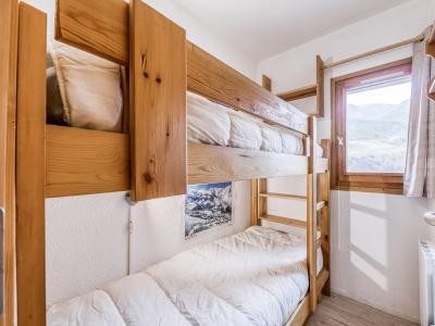 Rent in ski resort 2 room apartment 4 people (36) - Les Asters - Les Menuires - Apartment