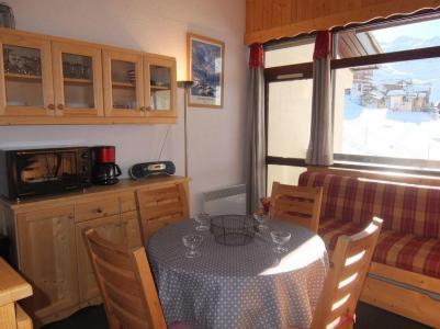 Rent in ski resort 2 room apartment 6 people (1) - Les Asters - Les Menuires - Apartment