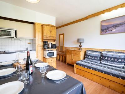 Rent in ski resort 2 room apartment 6 people (27) - Les Asters - Les Menuires - Apartment
