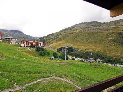 Rent in ski resort 2 room apartment 6 people (32) - Les Asters - Les Menuires - Apartment